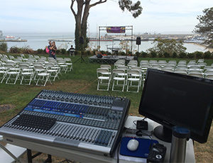 East Bay Mobile Recording | Live Recording